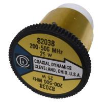 CD82038 Wattmeter Element, 200-500 mhz 25 watt, coaxial dynamics