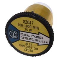 CD82047 wattmeter element, 400-1000    mhz 25 watt, coaxial dynamics