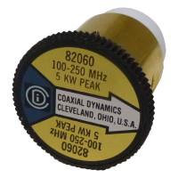 CD82060 Wattmeter Element, 100-250 MHz, 5000w, Coaxial Dynamics