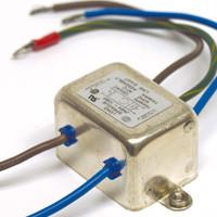 JN64-1060 EMI Filter, 15amp 120vac, Sprague