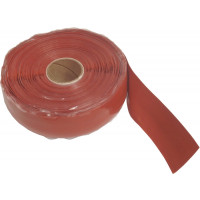 CW36R Silicone WeatherProofing Tape,  Red, 36 feet