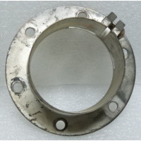 FM2  Mounting Flange for Vacuum Relays/Capacitors, Clean Used