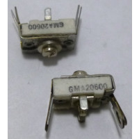 GMA20600  Trimmer Capacitor, 25-115pf, Sprague