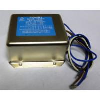 LF-208VK Filter, noise, 250vac/8a, 50/60 hz. , Tokin
