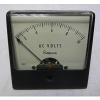 1257-V10 Simpson Meter Movement