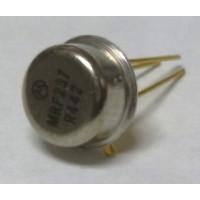 MRF237-MOT NPN Silicon RF Power Transistor, 12.5 V, 90 MHz, 15 W, Motorola