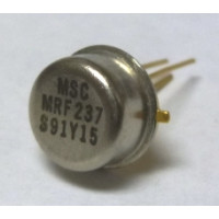 MRF237-MSC NPN Silicon RF Power Transistor, 12.5 V, 90 MHz, 15 W, Microsemi