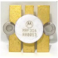 MRF316-MOT NPN Silicon Power Transistor, 80W, 3.0-200MHz, 28V, Motorola
