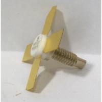 MRF321-MOT NPN Silicon Power Transistor, 10W, 400MHz, 28V, Motorola