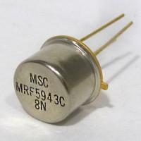 MRF5943C-MSC RF & Microwave Discrete Low Power Transistor, Microsem