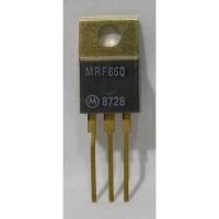 MRF660 NPN Silicon RF Power Transistor, 12.5 V, 470 MHz, 7.0 W, Motorola