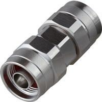 P2RFN-M-M  IN Series Adapter, Type-N Male to Male, LOW PIM