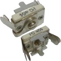 464-PC Trimmer, compression mica, 45-280 pf, PC Mount
