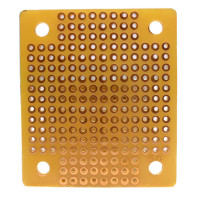 PCB8921 Solderable Perforated Board.  Use with BOX8921