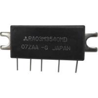 RA03M3540MD, RF Power Module, 350-400 MHz, 3 Watt, 7.2v, Mitsubishi