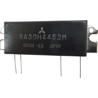 RA30H4452M RF Module, 440-520 MHz, 30 Watt, 12.5v