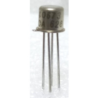 RCA40673 Transistor, Dual Gate Mosfet, N-Channel, RCA