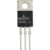 RD06HHF1 Transistor, 6 watt, 30 MHz, 12.5v, Mitsubishi
