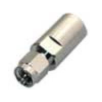 RFE6111  Between Series Adapter, FME Male to SMA Male, RF Industries