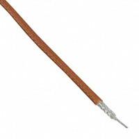 RG178B/U  Coax Cable, 9178B, 0.071 dia, 30 awg, Jacket - Natural Tan, Alpha Wire