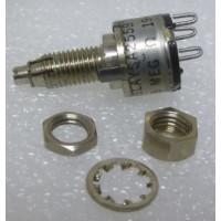 RV6LAYSA255B  Potentiometer, 2.5 Meg ohm, 0.5 watt, Clarostat