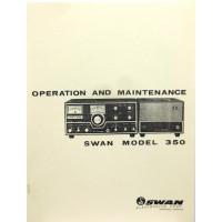 SMS350 Service Manual, Swan 350
