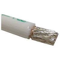 TEF8  PTFE Covered Wire, 8 awg, tef. type e