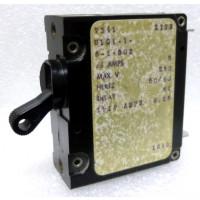 UPG1-1-6-1-502 Circuit Breaker, Single AC, 5a, Airpax
