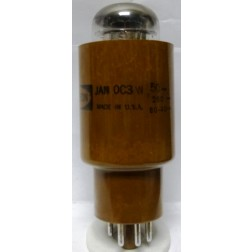 0C3W  Tube, Glow-Discharge Diode Voltage Regulator, Ratheon (NOS)