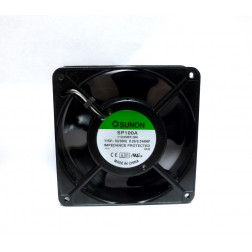 1123XBT  SP100A Series Fan motor, 115vac 260 ma, 97 cfm, Sunon (Rohs)