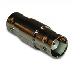 112445 In-Series Adapter, BNC Female to Female Straight - Barrel, Amphenol