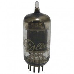6681/12AX7A Tube High Mu Twin Triode.