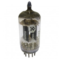 12AX7A/ECC83 YUGO  Tube, High Mu Twin Triode,  EURO