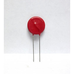 130L20  Metal Oxide Varistor, 130vac, 175vdc, 6500a Peak, 1900pf