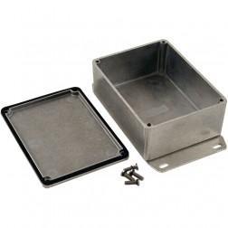 BOX1590WSF Diecast Box Enclosure W/Flange, Watertight, Hammond