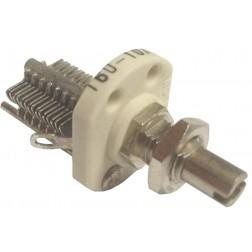 160-107-1 Variable Capacitor, 1-15 pf, E.F. Johnson (15M11)