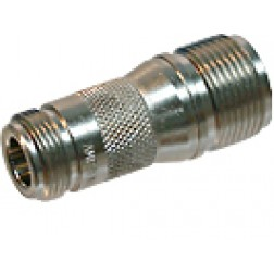 16100 HN Between Series Adapter, HN Female to Type-N Female,  Amphenol