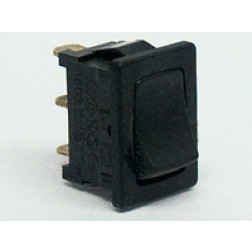 1803  Rocker Switch, SPDT, 10a 125-250vac, Kema Keur