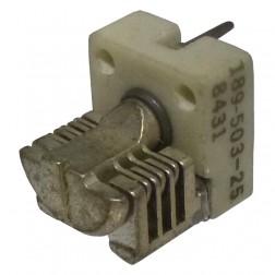 189-503-25 Capacitor, johnson pc mount, 1.4-9.2 pf