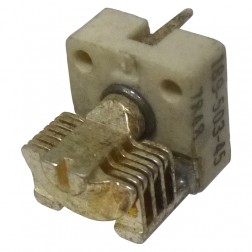 189-503-45 Capacitor, johnson pc mount, 1.4-9.2 pf