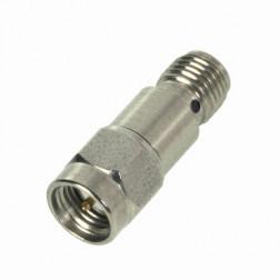 6A-03 Fixed Attenuator, SMA Male/Female, DC-6 GHz, 3dB, API / Inmet