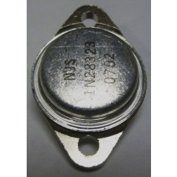1N2832B  Diode, Zener 50 Watt 56v  TO-3 Case