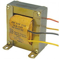 20926  Transformer, 24vac, 2.7amp, Primary 120vac, Basler