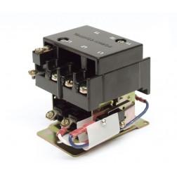 2160B430JA  Relay w/microswitch, 3 phase. 24-28vdc coil,Rowan