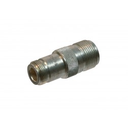 229675-80 HN Between Series Adapter, HN Female to Type-N Female