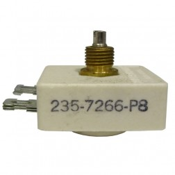 235-7266-P8    Trimmer Capacitor, compression mica, 175-1100pf (Isolater)