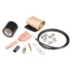 241545 Grounding kit for FSJ4-50B Heliax Cable, Andrew/Commscope