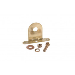 243951 - Type-N Female Bulkhead Mounting/Grounding Bracket, Andrew