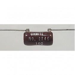 2846 Resistor, 10ohm 5w. Ohmite