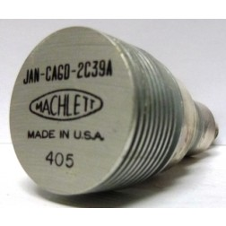 2C39A-MACH  Transmitting Tube, 2C39A , Machlett (NOS)